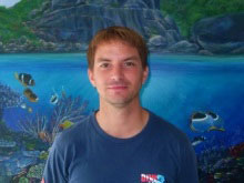Daniel Nichols, Dive The World Thailand PADI Open Water Scuba Instructor