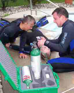 PADI Emergency First Response with Dive The World Thailand