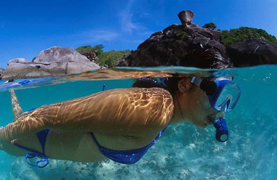 Similan Islands Information Guide Travel Facts And