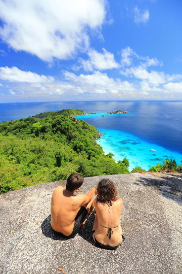 Similan Islands Information Guide Travel facts and Tourist Tips
