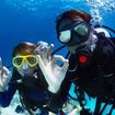 Thailand PADI Discover Scuba Diving students rule OK!