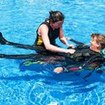 Open Water Diver Course pool skill training session in Krabi