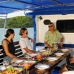 Enjoy the delicious Thai lunch on your Phuket day trip