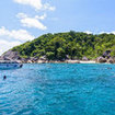 Snorkelling at Koh Bangu Island in the Similans