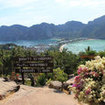 The spectacular Phi Phi View Point, Thailand