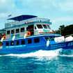 Phuket diving boat for your PADI Discover Scuba Diving course