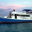 Day trip diving from Khao Lak, Thailand