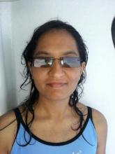 Palak Dalal during her PADI diving course in Phuket