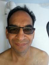 Rakesh Dalal during his PADI diving course in Phuket