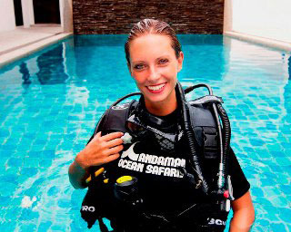PADI Open Water Diver Course with Dive The World Thailand