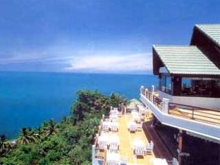 Balcony view - Samui Bayview Resort