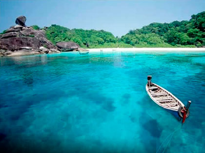 Click here for tourist information about the Similan Islands. Thailand's No. 1 tropical dive paradise awaits you