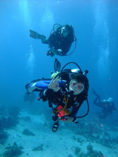 PADI Advanced Open Water Diver - Dive The World Thailand