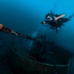 Wreck diving is now possible here