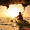 Sea kayaking is a fun day out from Phuket Island