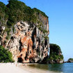 Phra Nang Beach in Railay, Krabi