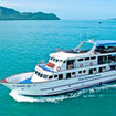 Liveaboard diving cruises are very popular activities in Khao Lak