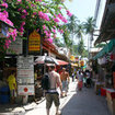 Tonsai Village street scene, Phi Phi Don